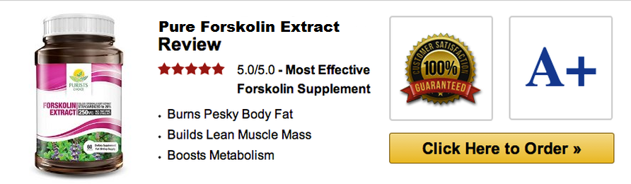 pure forskolin extract order