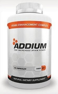 addium bottle