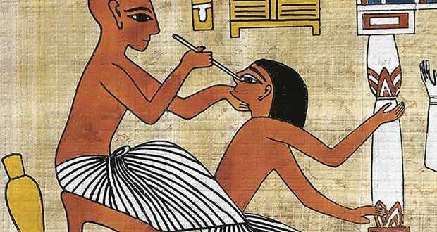 ancient egypt medicine yoga chakras self healing ways
